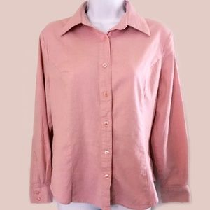 Old Navy Long Sleeves Button Down Shirt